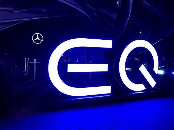 """電動+豪華 奔馳EQC并非""""小C.A.S.E."""""""