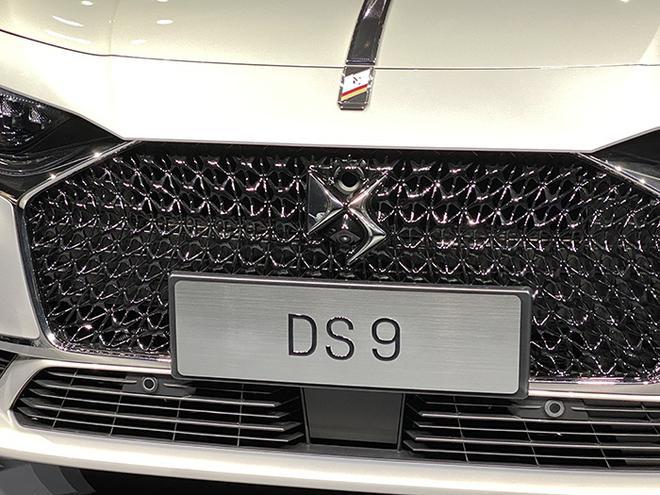DS旗舰轿车DS9正式上市 售价24.99-39.99万元