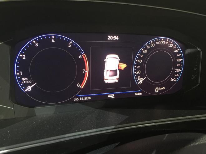 定位中型轎跑SUV 上汽大眾途觀X正式亮相