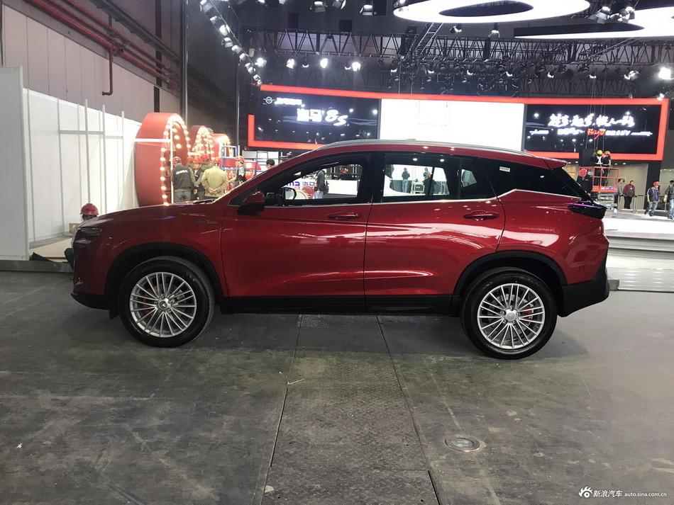 海馬8S正式開啟預售 預售8.60-13.00萬元