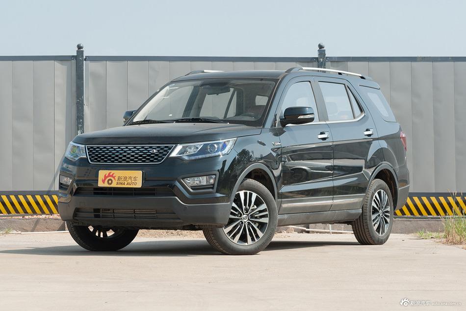 售价7.69万元 长安欧尚CX70新车型上市_西安汽车网_新浪汽车_新浪网