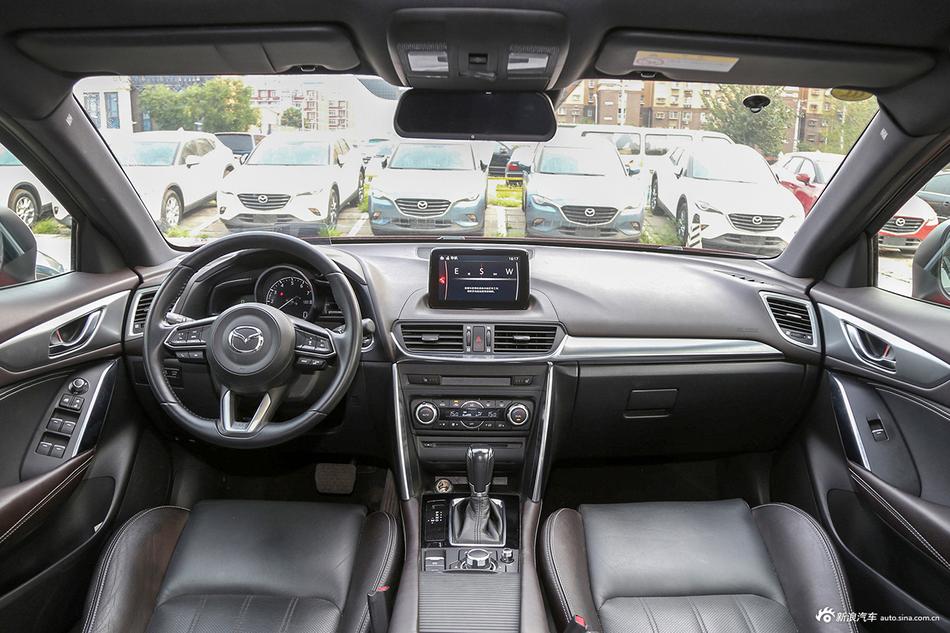 2018款马自达CX-4 2.5L自动四驱蓝天无畏版国VI