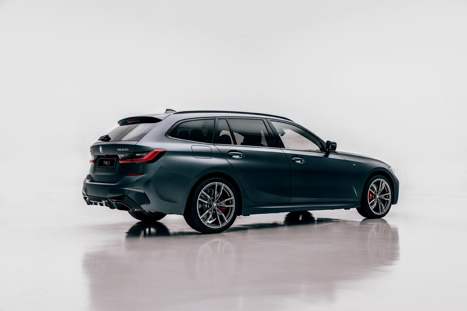 2021款BMW M340i xDrive Touring (First Edition )-新浪汽车