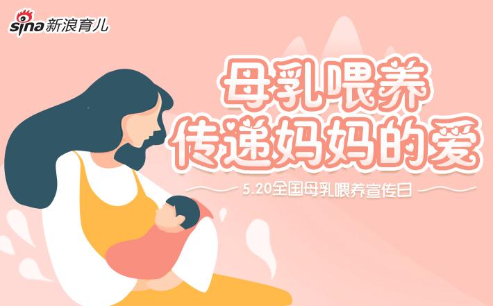 5.20特别策划:母乳喂养传递妈妈的爱