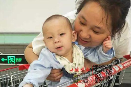 1岁男童患世界罕见怪病