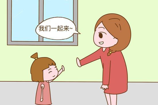 怎么带孩子更省心?六岁前经常对孩子说三句话