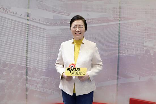 中国疾病预防控制中心妇幼保健中心原儿童保健部主任、研究员王惠珊