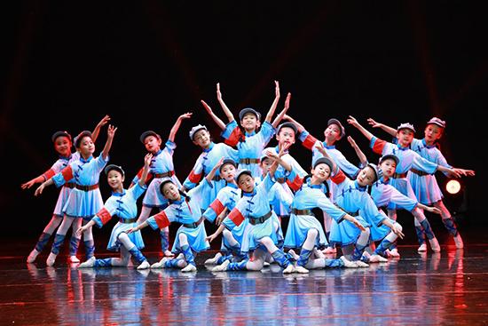 小舞者表演節目
