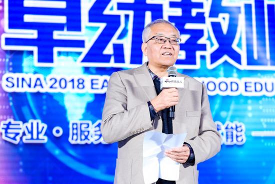 中国关心下一代工作委员会专家委员会副秘书长梅建