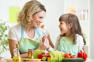七招让孩子爱吃蔬菜