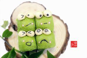 春天奏鸣曲--青蛙合唱团小面包(图)