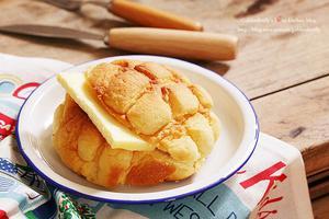 香酥菠萝包回味不尽的传统味道(图)