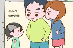 儿子智商像妈妈,女儿性格像爸爸?