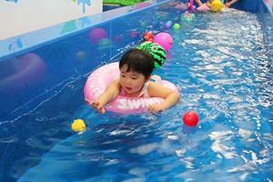 幼儿游泳场所纳入卫生监管