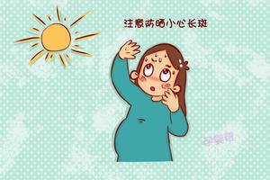 做好孕期防晒,面对夏季骄阳,也要当美丽辣妈