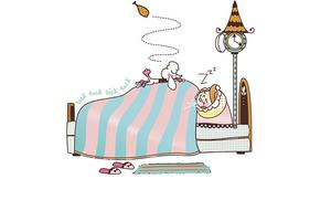 你为什么总是睡不好?十大常见睡眠错误