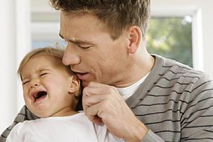 如何应对宝宝大吵大闹