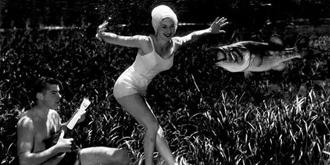 80年前的水底人像攝影