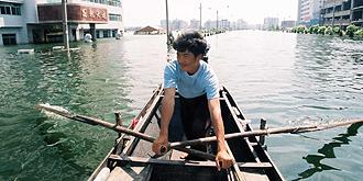 我鏡頭里的98年特大水災