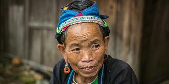 贵州纯侗族传统村落