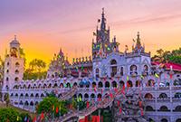 菲律宾宿务有一座最新的神殿