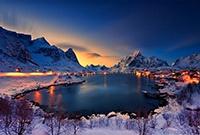 挪威最美的村庄