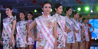 中国旅游天使大赛美女如云