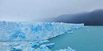 南半球最大冰川世界