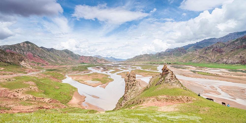 东南亚第一长河的源头竟在青海
