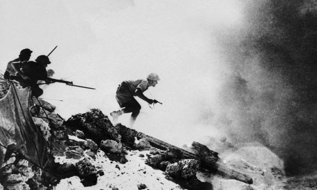 燃烧的沙漠:二战北非战役