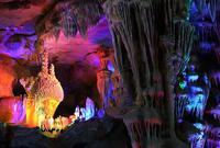 绍兴的地下晶窟