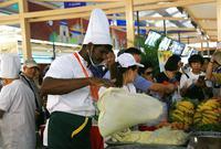 打卡亚洲美食节