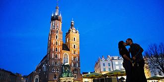 穿越在波兰的历史长河里