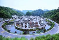 中国最圆的村落