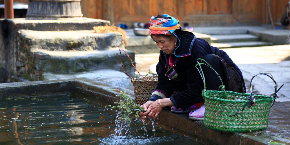 原生态侗寨