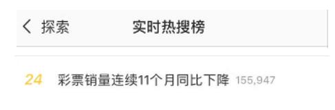业界新闻-         彩票销量年减894(3)