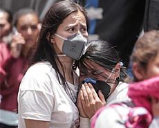 哥伦比亚首都一监狱暴动23死90伤