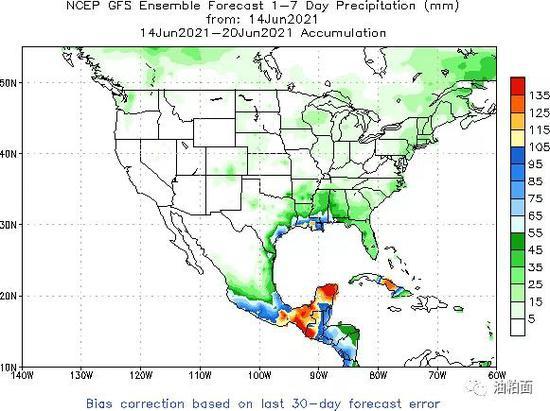 天气预期好转,美国大豆、玉米价格暴跌