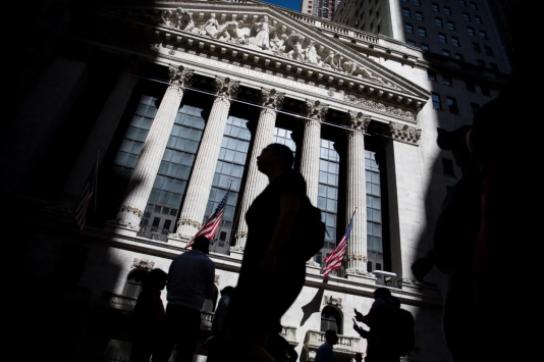 经济诺奖得主:投资者对重大市场崩溃的担忧已达到多年来最高水平