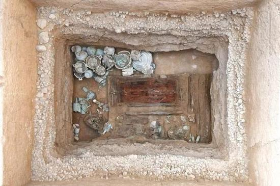 陶寺北墓地M3011?#25925;?#20463;拍