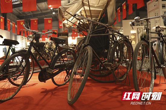 老式自行車