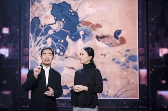 《一眼千年》缂丝艺术展在上海中心大厦开幕