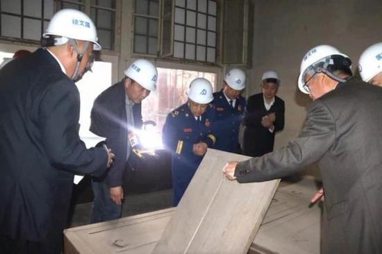 北京文物古建展開排查 古建群24小時值守