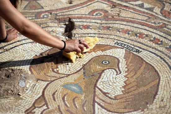 以色列考古工作者发现1500年前教堂