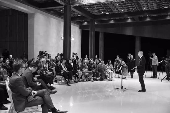 2017年美术馆特展 《木心的讲述:大英图书馆珍宝展》开幕!