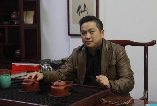 魏治國和他的紫砂壺藝術