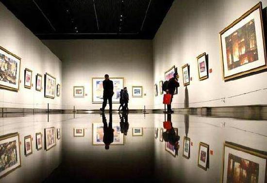 美術館賣畫真實可靠嗎?