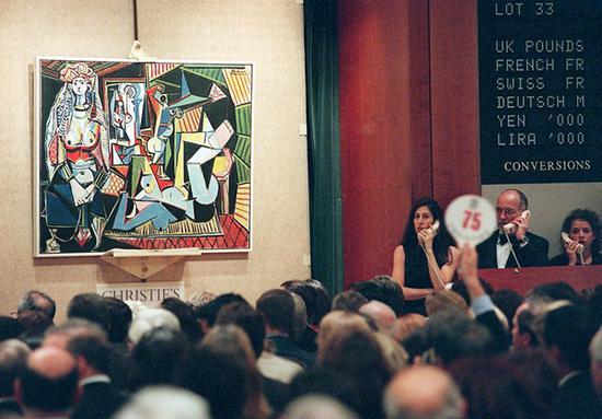 拍賣之前 如何給藝術品估個好價錢