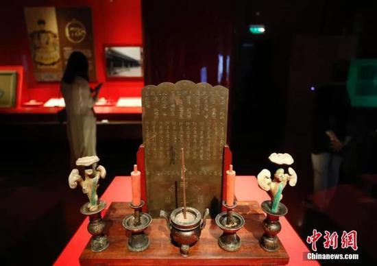 乾隆用的紗窗長啥樣 450余件文物講述600年紫禁城