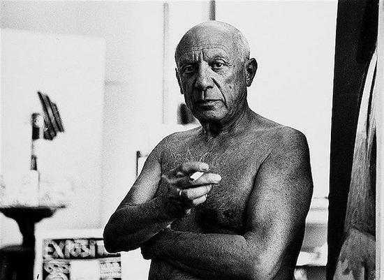 畢加索在戛納的歲月:折磨中尋找年輕時的瘋狂激情